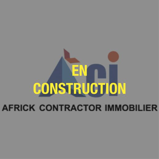 AFRICK CONTRACTOR IMMOBILIER